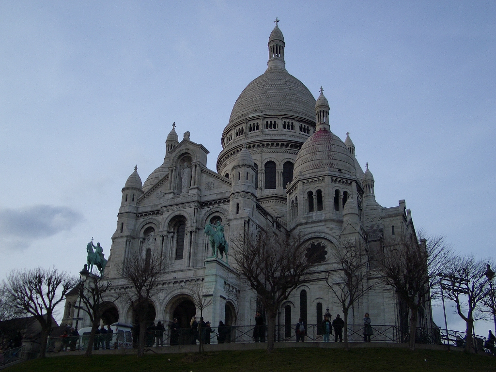 Paris, 2005 March - Sacre Coeur